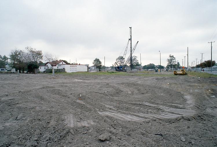 2000 October 18..Redevelopment.Old Dominion (R-28)..Parking Garage Construction...NEG#.NRHA#..