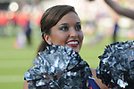 Ole Miss Rebelettes cheer before the game vs. Central Arkansas at Vaught-Hemingway Stadium in Oxford, Miss. on Saturday, September 1, 2012. Ole Miss won 49-27.