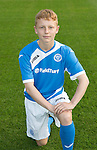 St Johnstone Academy Under 17&rsquo;s&hellip;2016-17<br />Kyle Green<br />Picture by Graeme Hart.<br />Copyright Perthshire Picture Agency<br />Tel: 01738 623350  Mobile: 07990 594431