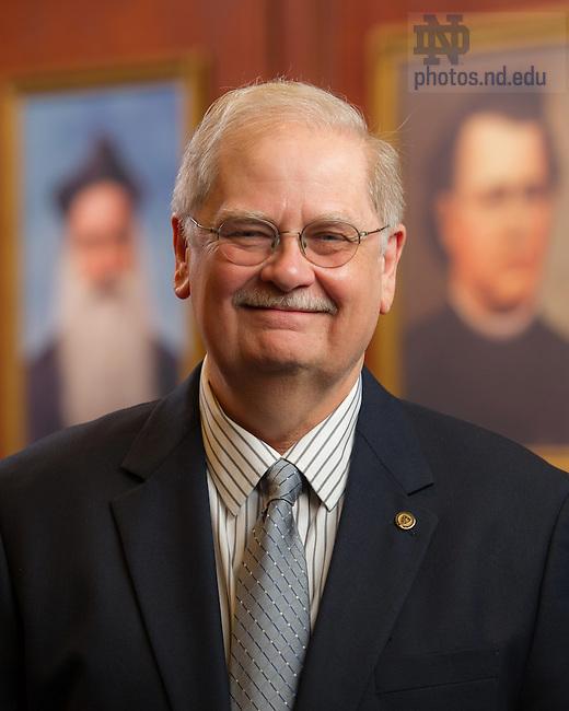 May 9, 2014; Montey G. Holloway, emeritus faculty.<br /> <br /> Photo by Matt Cashore/University of Notre Dame