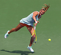 Victoria AZARENKA (BLR) against Alexandra DULGHERU (BUL) in the second round of the womens singles. Azarenka beat Dulgheru 6-3 6-2..International Tennis - 2010 ATP World Tour - Sony Ericsson Open - Crandon Park Tennis Center - Key Biscayne - Miami - Florida - USA - Fri 26 Mar 2010..© Frey - Amn Images, Level 1, Barry House, 20-22 Worple Road, London, SW19 4DH, UK .Tel - +44 20 8947 0100.Fax -+44 20 8947 0117