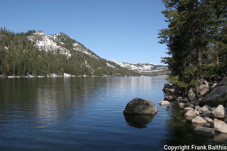 Echo Lake, Eldorado national forest