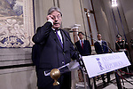 Paolo Gentiloni presenta la lista dei Ministri del Nuovo Governo