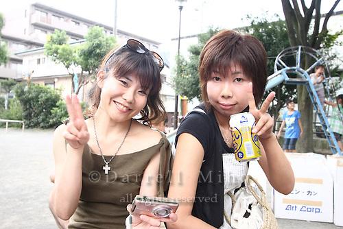 Aug 23, 2009; Yokohama, Kanagawa Pref., JPN - Hodagaya obon...Photo credit: Darrell MIho.