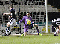 St Mirren v Falkirk Development League 150316