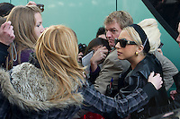 Lady Gaga visit Spain.December 2011 Exclusive. © Goyo Conde