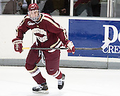 Kevin Hayes (BC - 12) - The Providence College Friars tied the visiting Boston College Eagles 3-3 on Friday, December 7, 2012, at Schneider Arena in Providence, Rhode Island.
