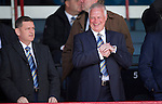 Dundee v St Johnstone...25.04.15   SPFL<br /> Saints Chairman Steve Brown<br /> Picture by Graeme Hart.<br /> Copyright Perthshire Picture Agency<br /> Tel: 01738 623350  Mobile: 07990 594431