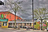 Fleetwood Diner.  Ann Arbor, Michigan.