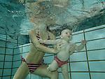 Babys Underwater