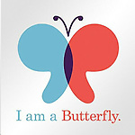 "WATERBURY -- Dec. 24 -- 23_NEW_122413MDPHO04 -- This image was created to serve as a social media icon promoting the planned $10 million Catherine Violet Hubbard Animal Sanctuary. The butterfly is meant to evoke Catherine's practice of catching butterflies, asking them to ""Tell your friends I am kind,"" then setting them free. Catherine lost her life last year in the Sandy Hook Elementary School shooting. Contributed by Harmony Verna."