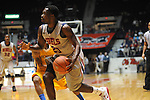"Ole Miss' Nick Williams (20) vs. McNeese State at the C.M. ""Tad"" Smith Coliseum in Oxford, Miss. on Tuesday, November 20, 2012. .."