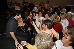 Young & Restless Michael Muhney and fans at the Soapstar Spectacular starring actors from OLTL, Y&R, B&B and ex ATWT & GL on November 20, 2010 at the Myrtle Beach Convention Center, Myrtle Beach, South Carolina. (Photo by Sue Coflin/Max Photos)