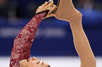 2010 Olympics: Figure Skating: Women
