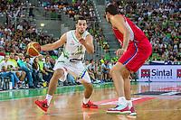 20150827: SLO, Basketball - Friendly match, Slovenia vs Serbia