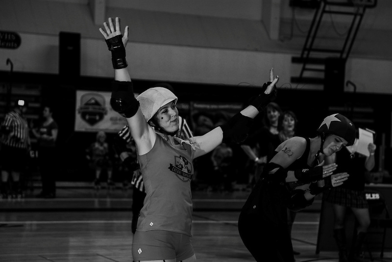Gorge Roller Girls 2013 Season
