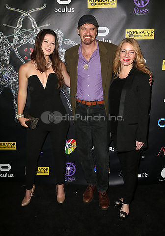 BEVERLY HILLS, CA - April 20: Guests, At Artemis Women in Action Film Festival - Opening Night Gala At The Ahrya Fine Arts Theatre In California on April 20, 2017. Credit: FS/MediaPunch