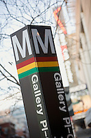 Metro Sign Washington DC