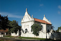 Sri Lanka. The Dutch Reformed Church in the Galle Fort.