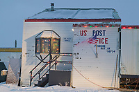 Former Prudhoe Bay General Store and Post Office, Deadhorse, Alaska