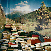 Like in the old days, books are of great value. But the real virtue is nature.