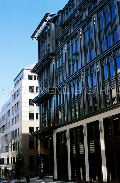 European commission offices in the st joseph ii street in saint compagnie gagarine - European commission office ...