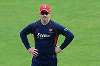 Simon Harmer of Essex during Kent Spitfires vs Essex Eagles, Royal London One-Day Cup Cricket at the St Lawrence Ground on 17th May 2017