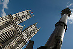Westminster Abbey, Cathedral in London, United Kingdom