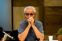 Roma 8 Settembre 2013<br /> Assemblea  in difesa della Costituzione.<br />  Stefano Rodot&agrave;