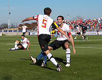 Maryland Soccer vs North Carolina, November 11, 2012