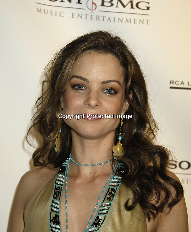 Kimberly Williams-Paisley ..arriving at the Sony BMG celebration of the 2005 Country Music Awards on November 15, 2005 at Gotham Hall. ..Photo by Robin Platzer, Twin Images