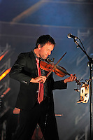 APR 20 Bellowhead performs in concert at the Royal Albert Hall
