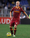 Calcio, Serie A: AS Roma vs Torino. Roma, stadio Olimpico, 19 novembre 2012..AS Roma midfielder Michael Bradley, of the United States, in action during the Italian Serie A football match between AS Roma and Torino at Rome's Olympic stadium, 19 November 2012..UPDATE IMAGES PRESS/Isabella Bonotto