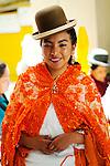 Cholitas_Religious Celebration_La Paz_Bolivia