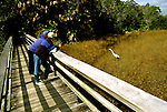 Florida: Everglades Natl Park.   Mahogany Overlook.  Photo #:  flever105..Photo copyright Lee Foster, 510/549-2202, lee@fostertravel.com, www.fostertravel.com