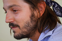 Diego Luna on location for the filming of Chavez in Hermosillo, Mexico. June 5, 2012. Photo: Baldemar de los Llanos/NortePhoto/MediaPunch Inc. ***NO SPAIN***NO MEXICO***