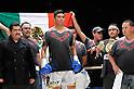 Jorge Solis (MEX), DECEMBER 31, 2011 - Boxing : Jorge Solis of Mexico before the WBA super featherweight title bout at Yokohama Cultural Gymnasium in Kanagawa, Japan. (Photo by Hiroaki Yamaguchi/AFLO)