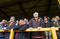 Picture by Allan McKenzie/SWpix.com - 13/05/2017 - Rugby League - Ladbrokes Challenge Cup - Castleford Tigers v St Helens - The Mend A Hose Jungle, Castleford, England - Castleford fans, supporters.
