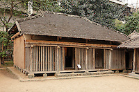 Cham House, Vietnamese Museum of Ethnology, Hanoi