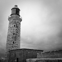 Lighthouse, Castillo del Morro, Havana, Cuba,