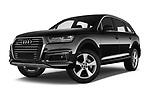 Audi Q7 e-Tron Avus SUV 2017