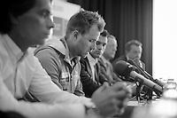 Niels Albert retires Press Conf