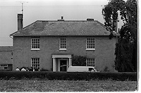 Pix: Copyright Anglia Press Agency/Archived via SWpix.com. The Bamber Killings. August 1985. Murders of Neville and June Bamber, daughter Sheila Caffell and her twin boys. Jeremy Bamber convicted of killings serving life...copyright photograph>>Anglia Press Agency>>07811 267 706>>..White House Farm, venue of the murders. no date..ref 0008 neg 27.