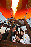 20100822 August 22 Gold Coast Hot Air ballooning