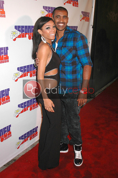 Chrystina Sayers and DeLon<br />