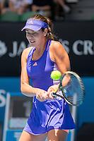 Ana Ivanovic (SRB)<br /> <br /> Tennis - Australian Open 2015 - Grand Slam -  Melbourne Park - Melbourne - Victoria - Australia  - 19 January 2015. <br /> &copy; AMN IMAGES