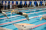 25 MAR 2011: Senior Pavel Buyanov of Staten Island competes in the 100 yard breaststroke during the Division III Men's and Women's Swimming and Diving Championship help at Allan Jones Aquatic Center in Knoxville, TN.  Buyanov finished with a time of 54.93 for a third place finish. David Weinhold/NCAA Photos