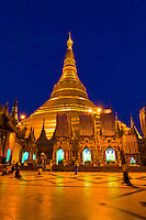 Burma (Myanmar)-Yangon (Rangoon)