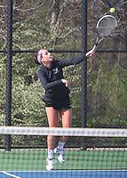 Girls Tennis vs. Carmel 4-21-15