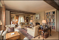 BNPS.co.uk (01202 558833)<br /> Pic: Strutt&amp;Parker/BNPS<br /> <br /> ***Please use full byline***<br /> <br /> Field House near Ablington and built in the classic Cotswold style. is on the market for &pound;4m.<br /> <br /> To the Manor Reborn...<br /> <br /> Britain's super rich are turning their backs on the decaying stately piles beloved by the aristocracy and building brand new modern mansions on their country estates.<br /> <br /> Rather than investing in the leaky roofs and draughty windows of days gone by, modern millionaires are choosing to build plush pads from the ground up.<br /> <br /> And they are filling their dream homes with every conceivable luxury without the need for a bottomless sink fund to pay for the costly upkeep of older houses.<br /> <br /> Estate agents specialising in top-end properties have reported a clear swing from grand Victorian manor houses to state of the art modern homes kitted out with all the mod cons.<br /> <br /> The multi-million pounds properties have been popping up across the country over the past few years - and are now being heralded as the stately homes of the future.
